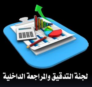 لجنة التدقيق والمراجعة الداخلية